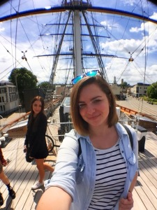 Day 2 cutty sark selfies