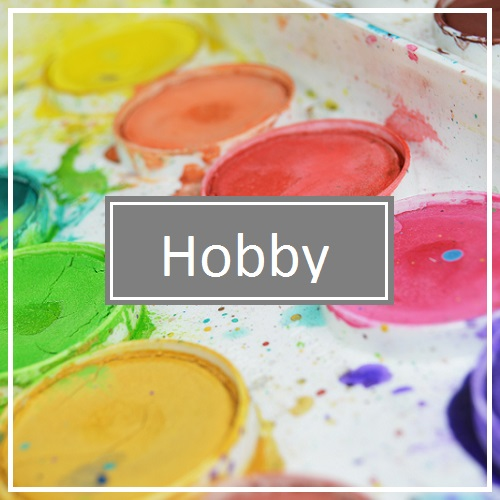 Finding a Hobby