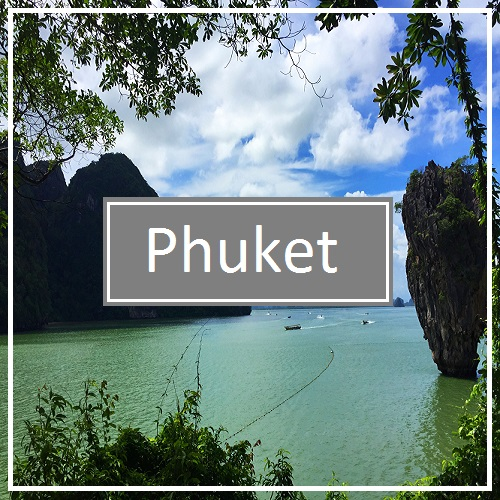 Travel: Relaxing in Phuket