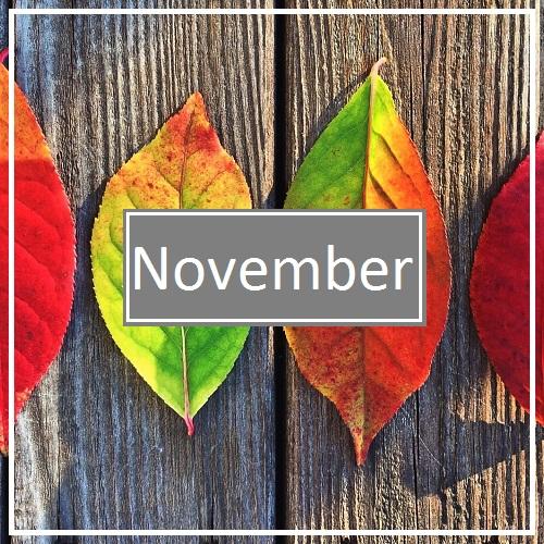 End of November