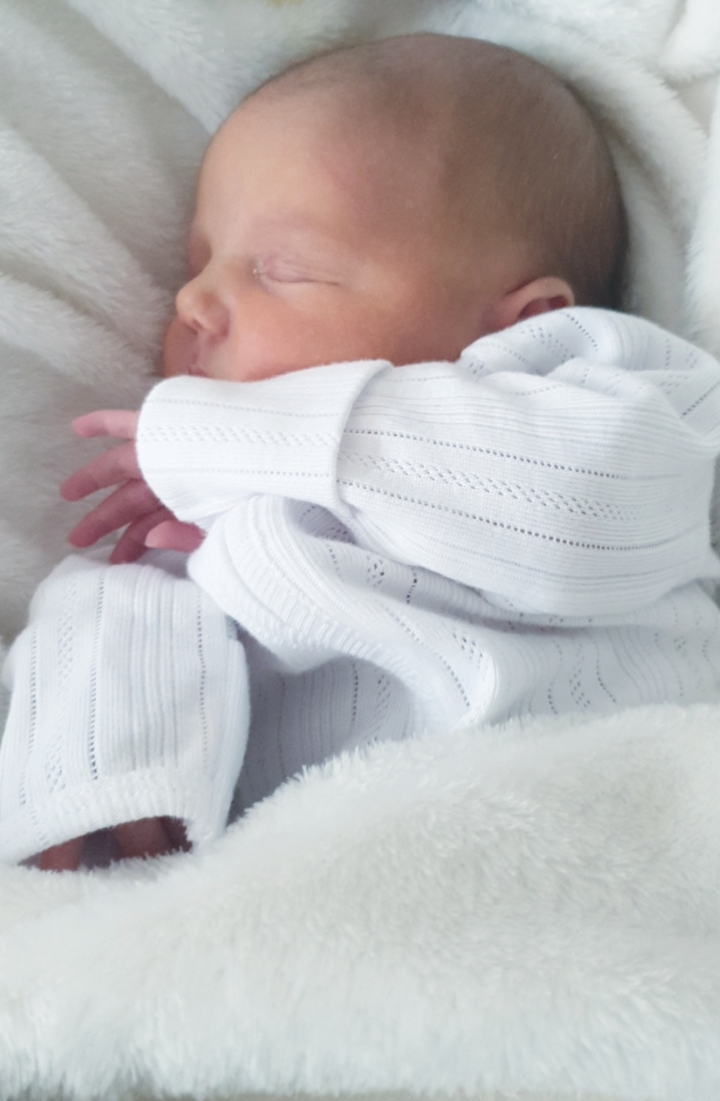 Labour and Birth: Hallie April