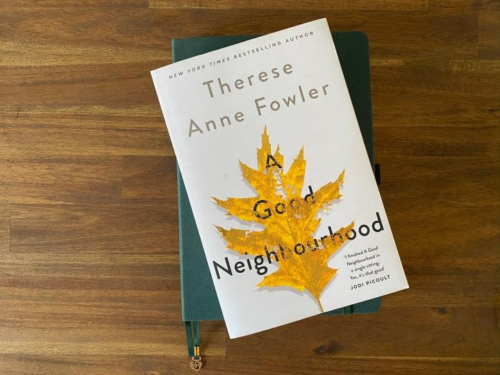 A Good Neighbourhood: BookReview